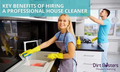 Key Benefits of Hiring a Professional House Cleaner | Peoria, AZ
